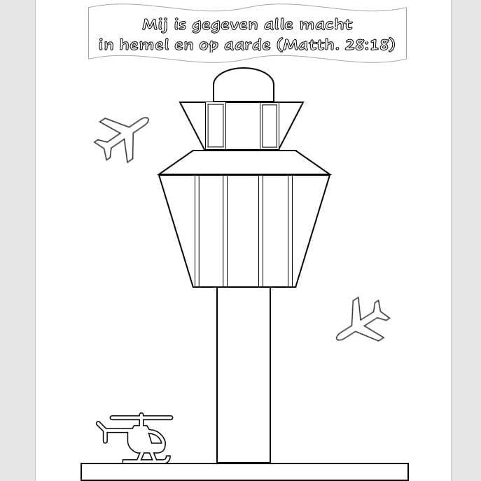 bijbeltekst matthe 252 s28 18 kleurplaat bijbels opvoeden nl