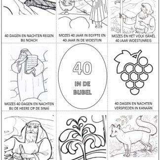 Kleurplaat Van Getallen Woyaolu Info